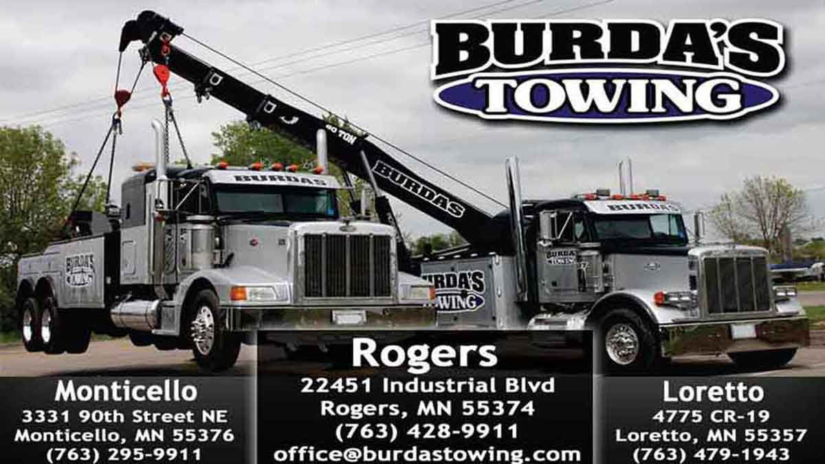 Heavy Duty Towing Twin Cities & I-94, MN | 763-428-9911