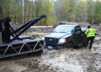 Mud Recovery MN