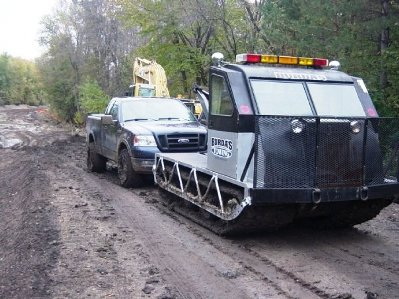 Off road recovery MN