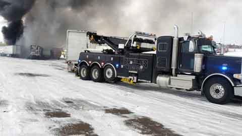 Burda's Towing - Car & Heavy Truck Towing MN | 763-428-9911