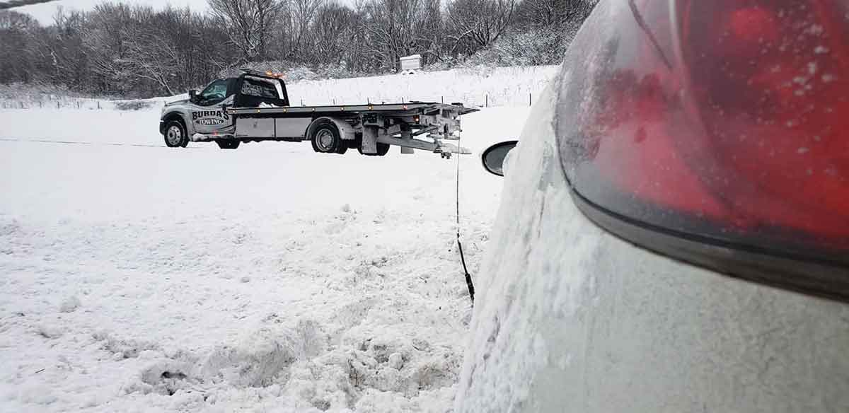 Elk River MN Towing Service